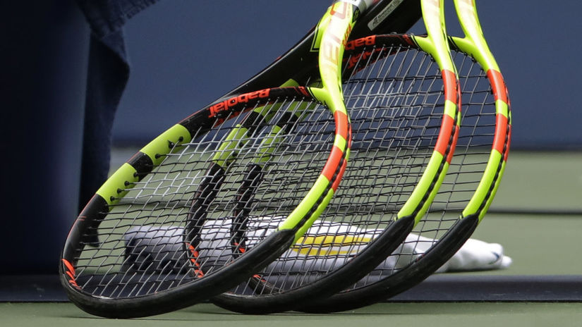 tenis, ilustračná