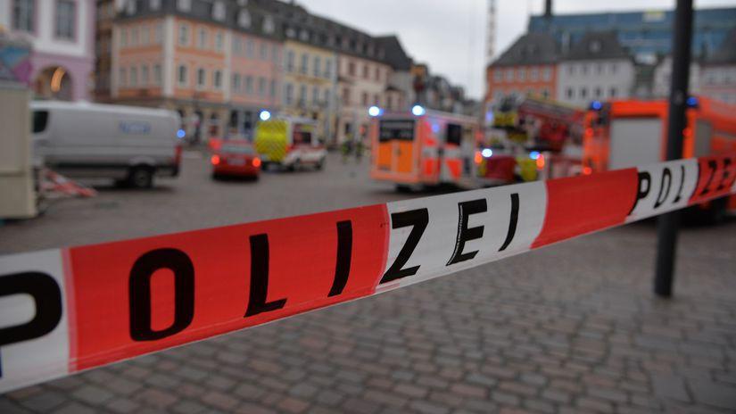 Trier / Polizei /