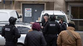 polícia, zatknutie