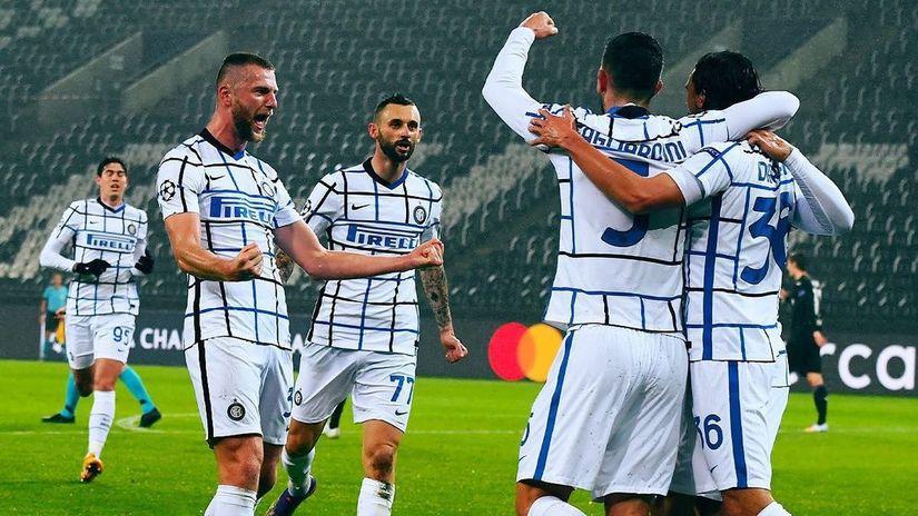 Škriniar Inter