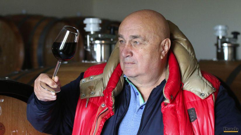 Vladislav Chablijev, víno, Vinum Nobile