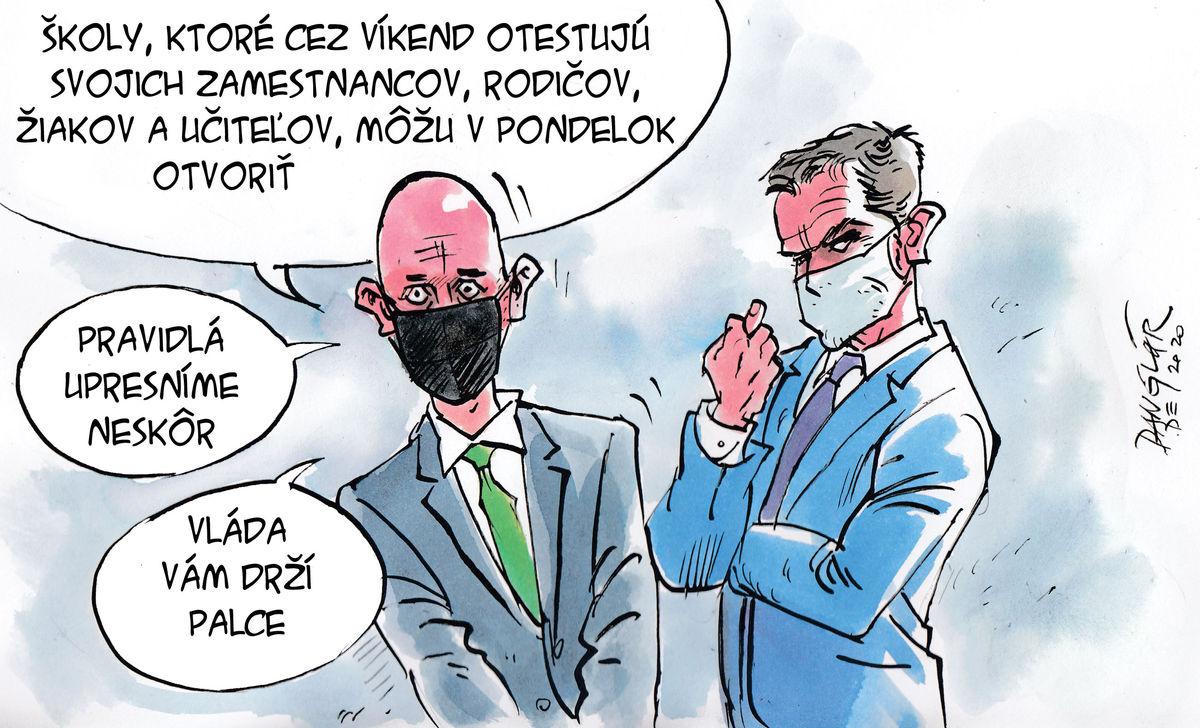 Karikatúra 05.12.2020