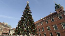 vianočný strom, Poľsko