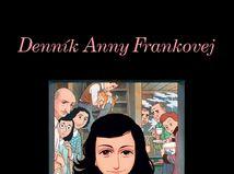 Dennik Anny Frankovej komiks