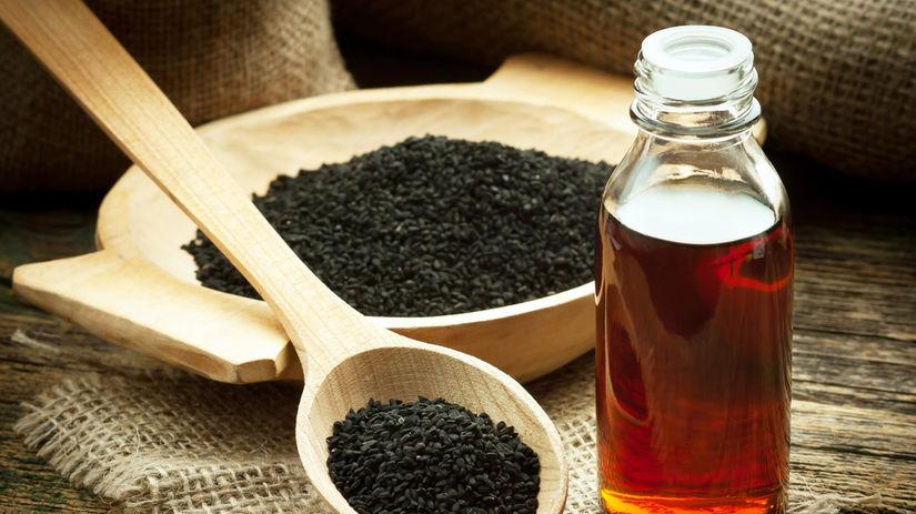 olej, rasca, čierna rasca, zdravie