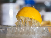 citrón, kôra, odšťavovač