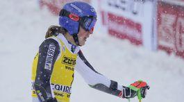 Francúzsko SR Lyžovanie SP obrovský slalom 2.kolo Vlhová