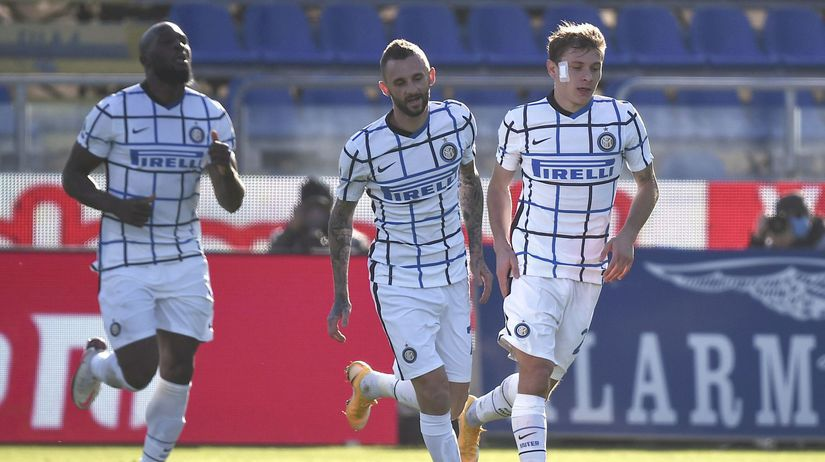 Italy Soccer Serie A inter