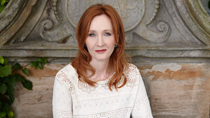 J.K. Rowlingová, Ikabog