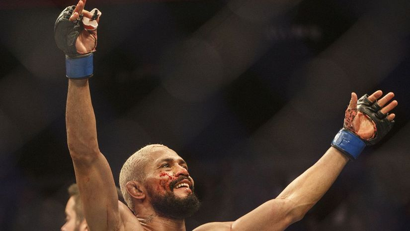 MMA UFC Figueiredo