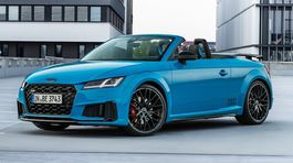 Audi TTS Roadster Competition plus - 2021