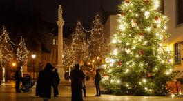 Vianočná atmosféra Bratislavy
