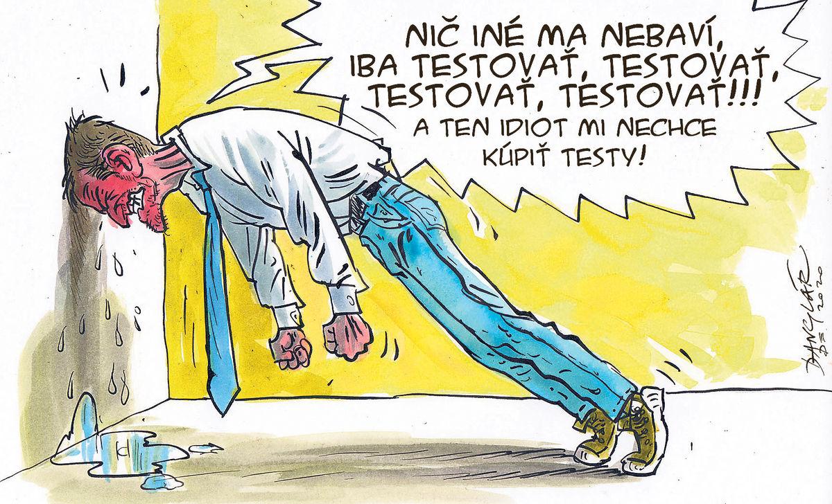 Karikatúra 18.12.2020