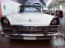 Výstava áut v ZSSR - 1961