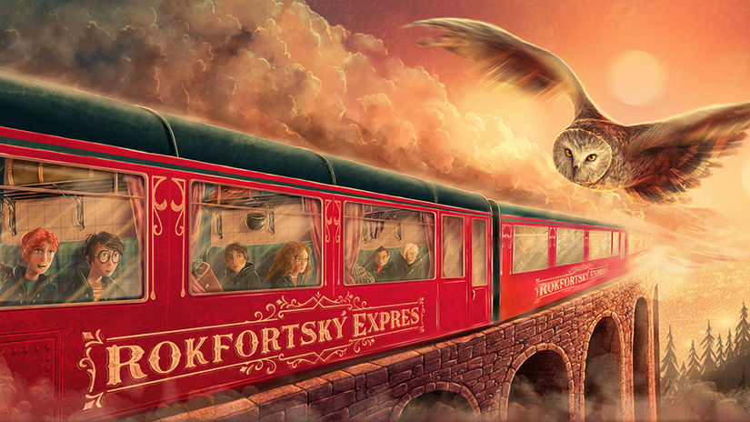 harry potter expres