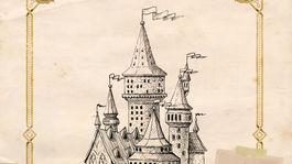 HP castle instac Harry Potter