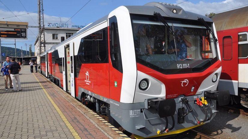Vlak, ZSSK