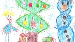 moje najkrajsie vianoce 2020 kresba-BURAL