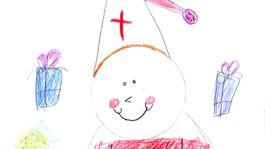 moje najkrajsie vianoce 2020 kresba-SLADECKOVA