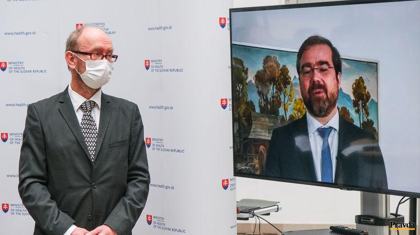 pandemická komisia, Jarčuška, Ježíková,...