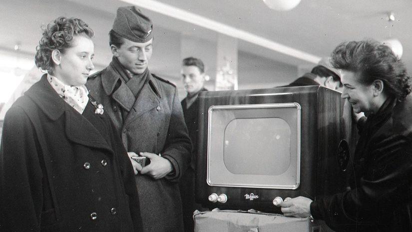 Vianoce, 1957, Československo