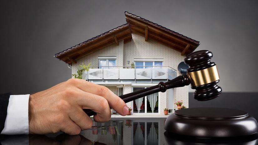 dom, sudca, kladivko, spravodlivosť, rozvod,...