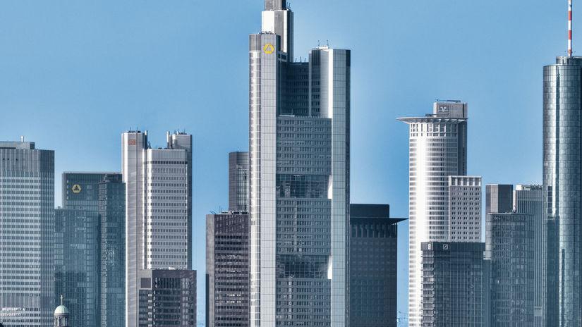 Frankfurtská centrála nemeckej Commerzbank