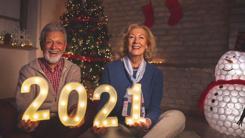 Vianoce, 2021, sviatky, seniori, radosť
