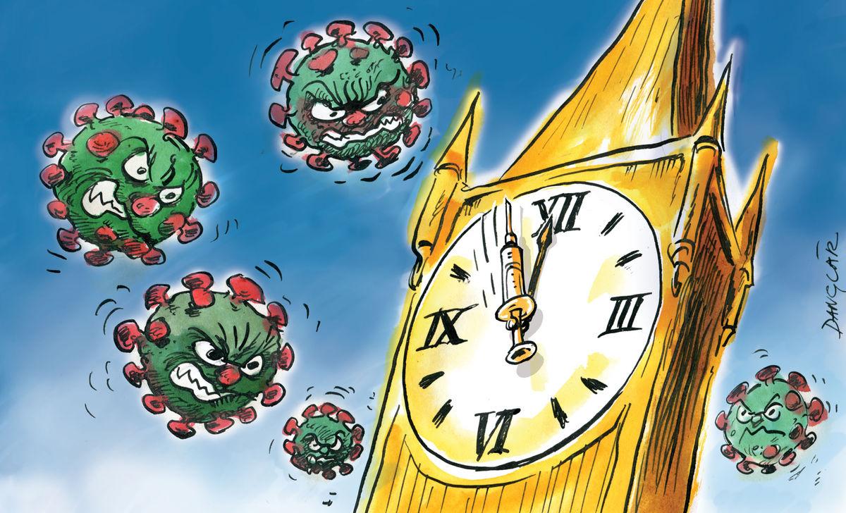 Karikatúra 31.12.2020