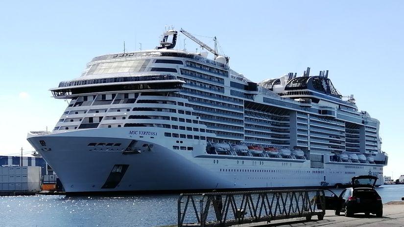 MSC Virtuosa, výletná loď