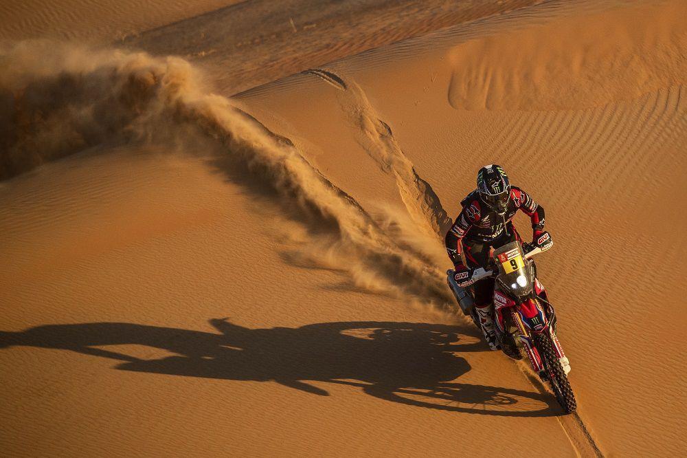 Saudská Arábia Motorizmus Rely Dakar