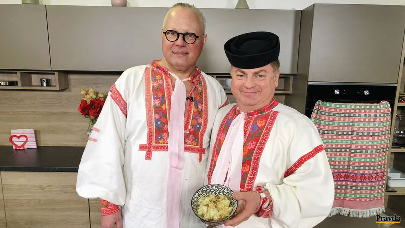 Slovenské dobroty, Matej Bartko zo Štátnej...