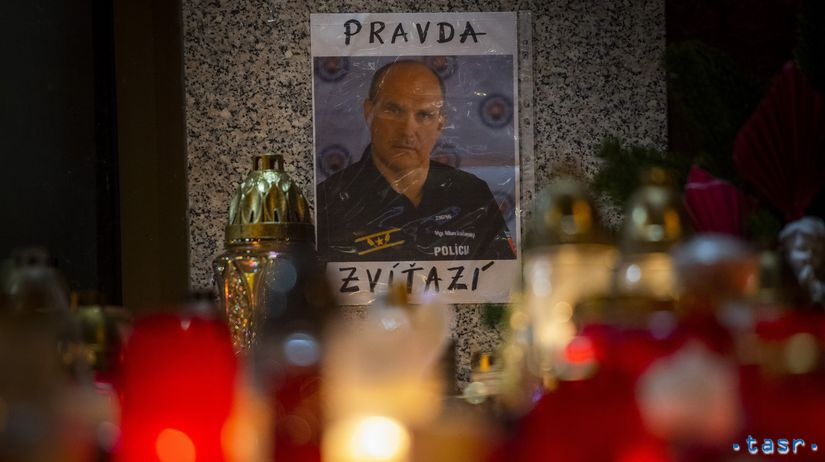 sviečky spomienka Lučanský