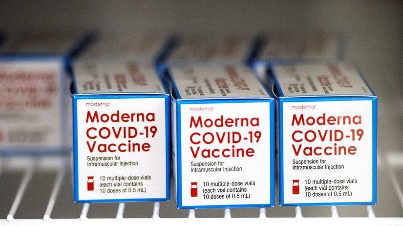 vakcína moderna koronavírus