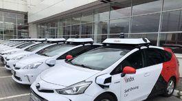 Yandex - ruské autonómne taxíky