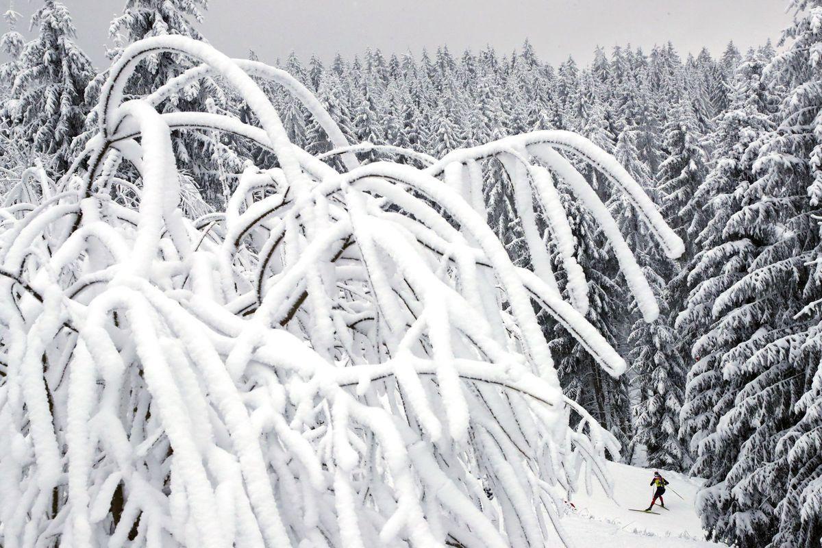 Oberhof, biatlon