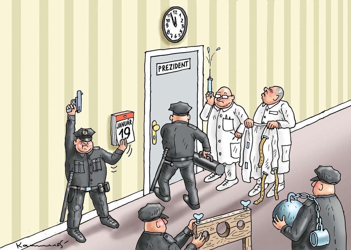 Karikatúra 09.01.2021