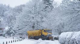 Zima v Európe