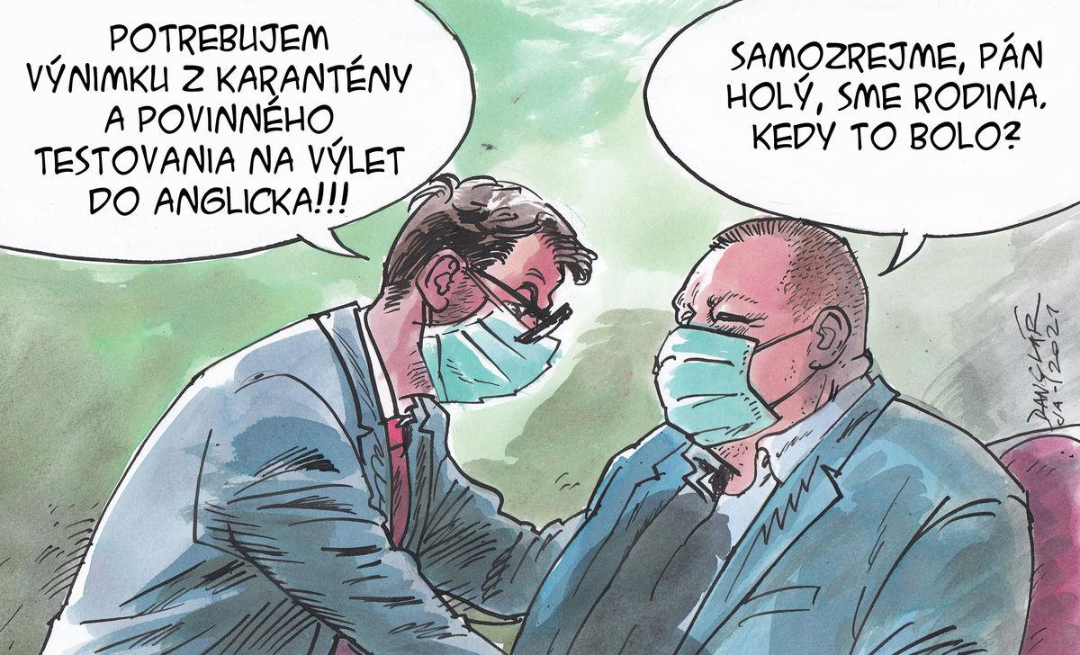 Karikatúra 11.01.2021