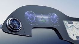 Mercedes-Benz - MBUX Hyperscreen - 2021