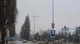 Slanecká cesta, Košice