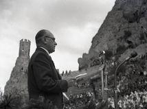 Devín, Václav Nosek
