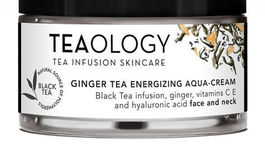 Ginger Tea Energizing Aqua-Cream od Teaology