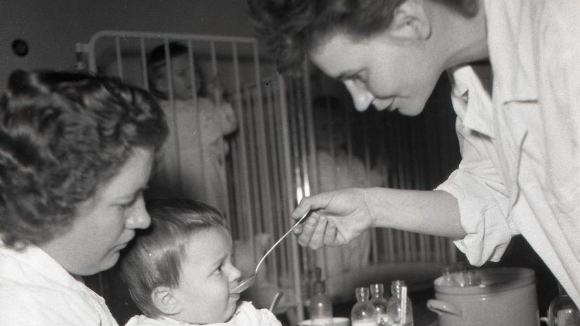 očkovanie, Československo
