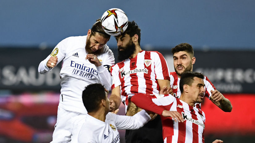 APTOPIX Spain Soccer Super Cup