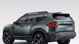Dacia Bigster Concept - 2021