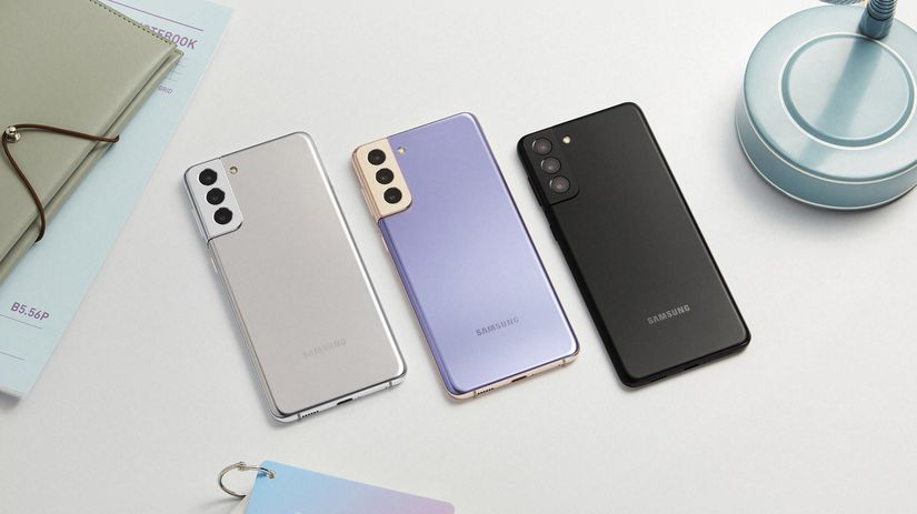 Samsung, Galaxy S21+ 5G