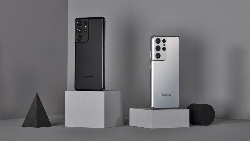 Samsung, Galaxy S21 Ultra 5G