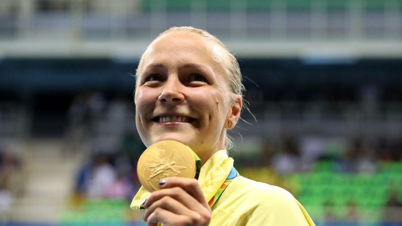 Sarah Sjöströmová