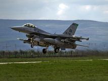 F16 / Stíhačka /